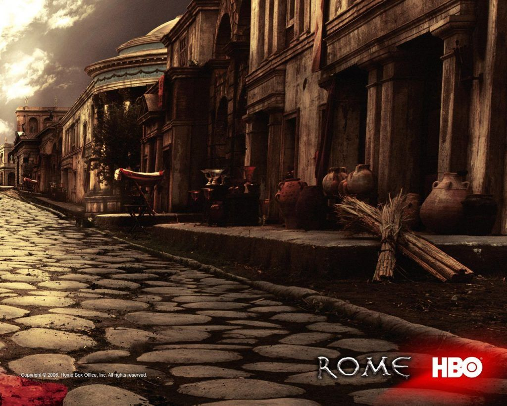 Filme Hades with rome (2007) – sezonul 2 episodul 2 (son of hades) :http