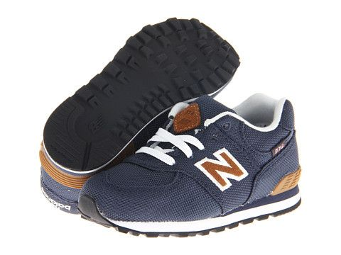 New Balance Kids KL574 (Infant/Toddler) | Baby boy shoes ...