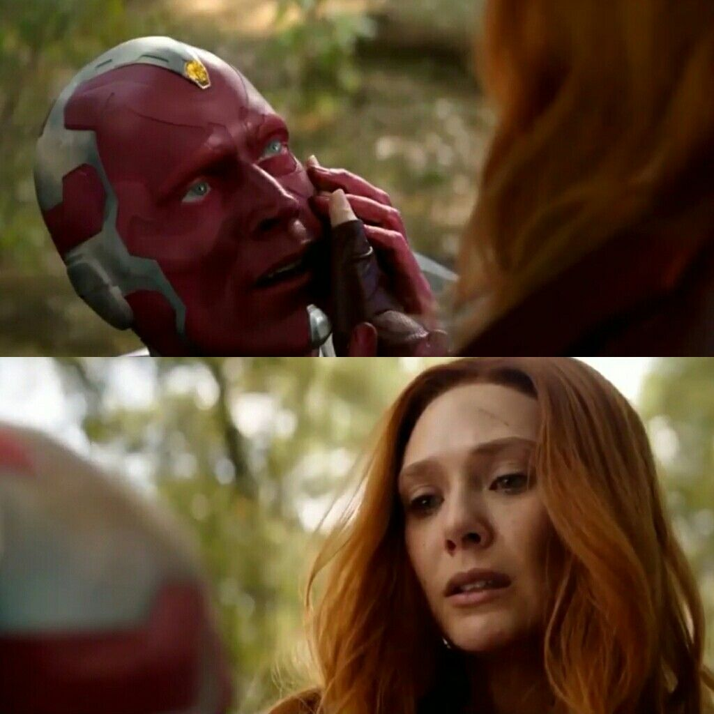 Wanda Vision Infinity War Marvel Avengers Scarlet Witch Marvel Movies