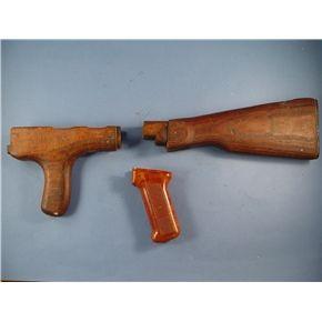 USED Romanian AK-47 (3 piece) Stock Set $19 53 | Our