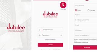Download Jubilee Health Insurance App Health Insurance Health