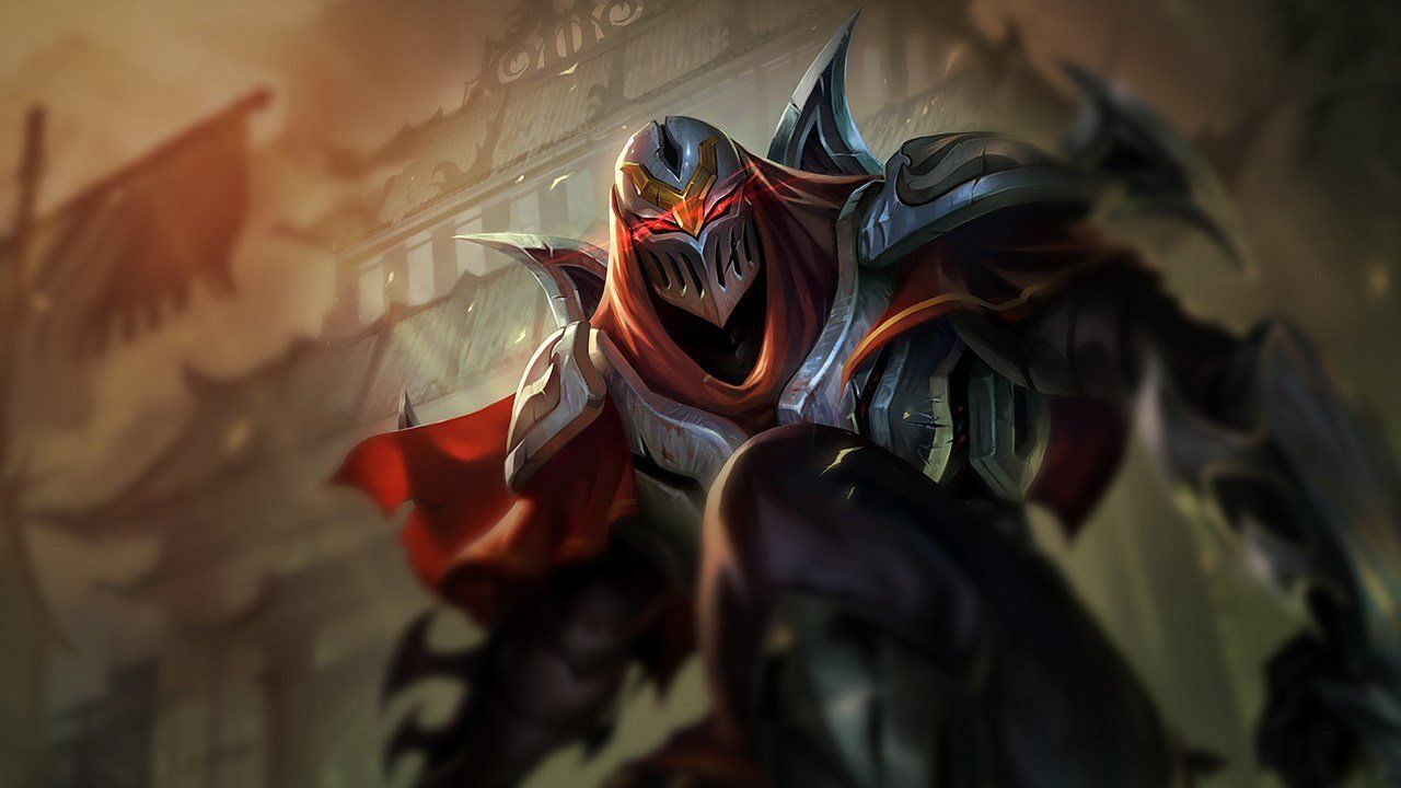 Zed Build And Runes Mid Lane In 2020 League Of Legends Poster Lol Champions Lol League Of Legends