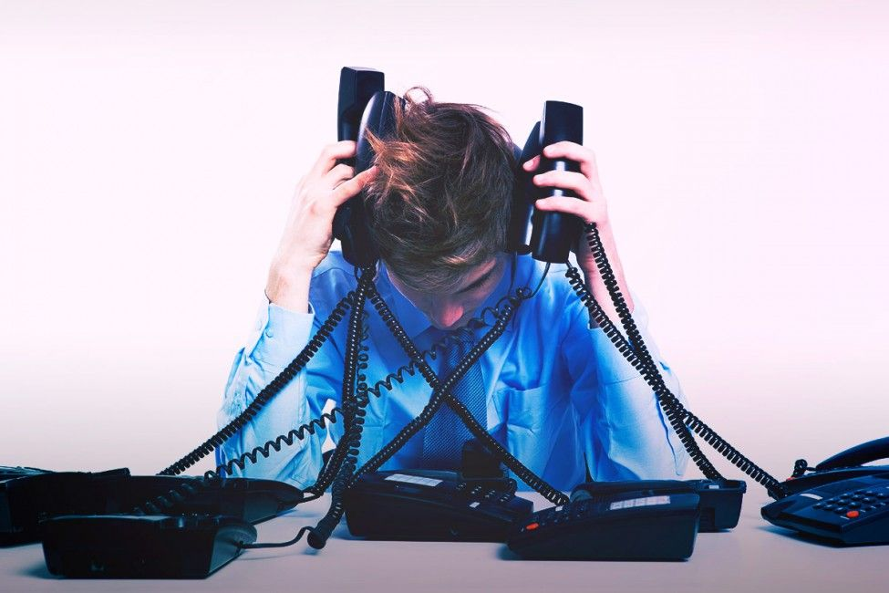 How Business Leaders Kill Collaboration The VoIP Report
