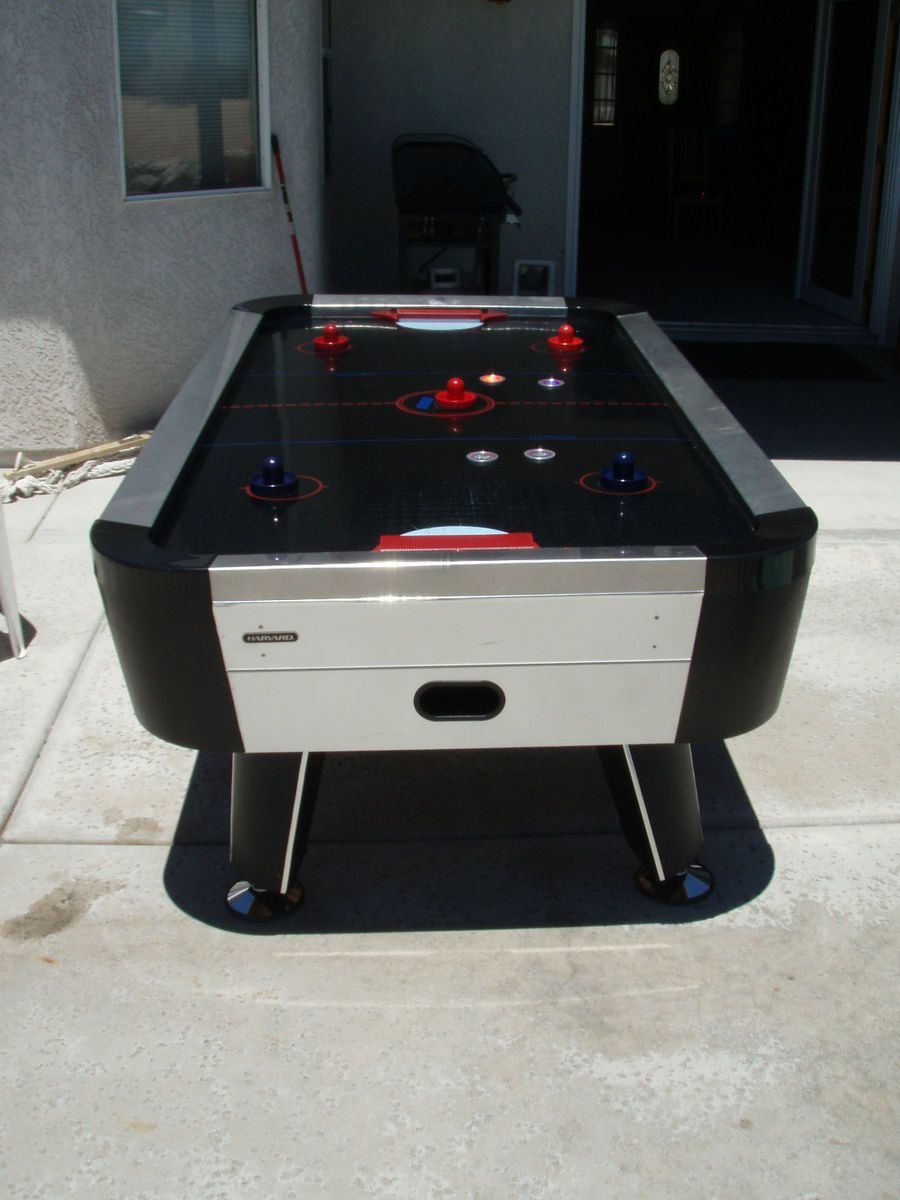 Bon Harvard 7 Foot Air Hockey Table Model G03620