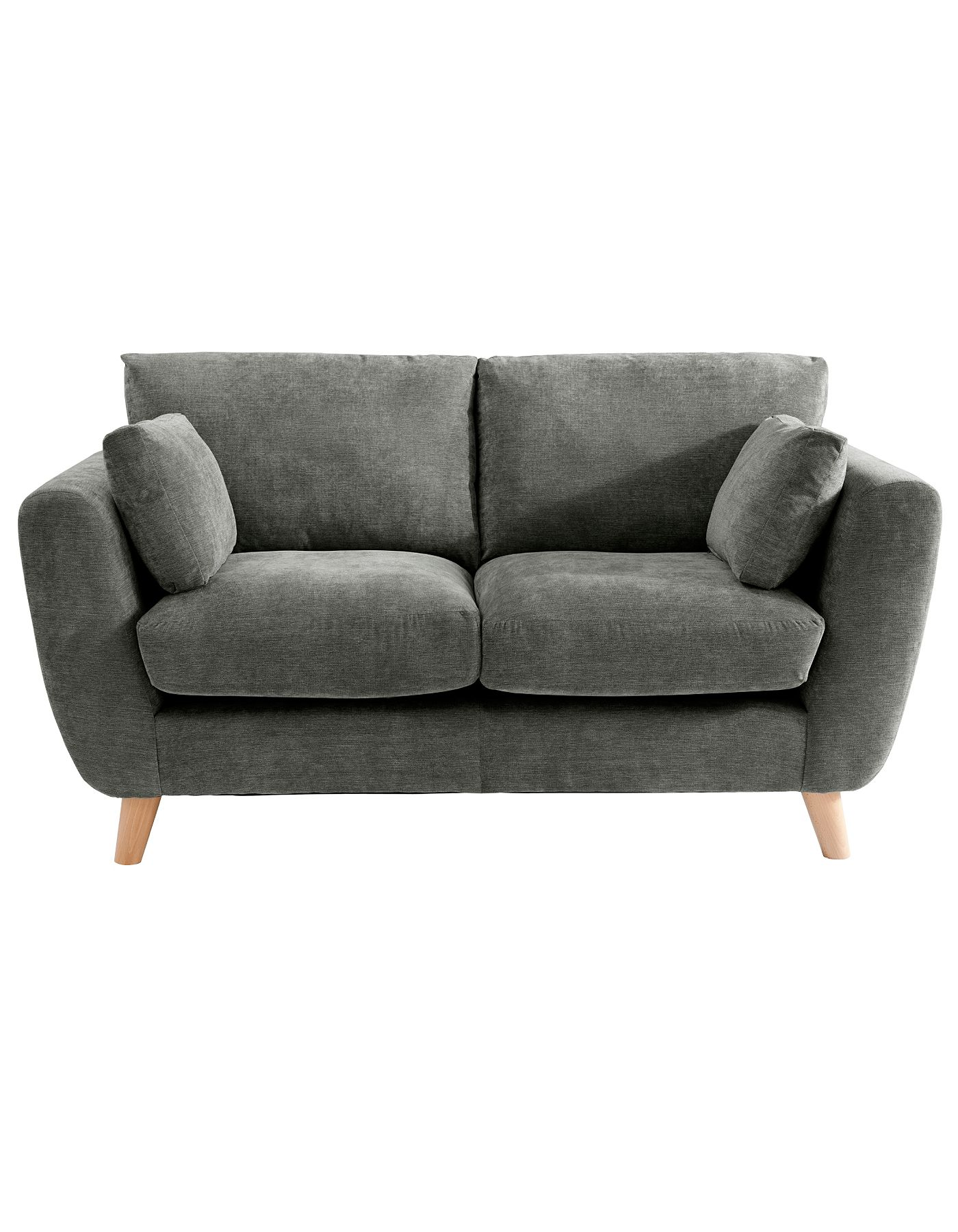 2 Seater Fabric Sofa Asda Brokeasshome Com