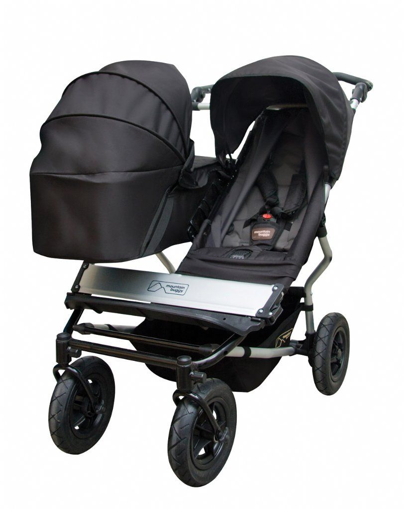Mountain Buggy Duet Stroller 545 Excellent Deal Clive