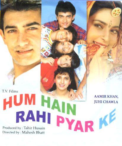 Hum Hain Rahi Pyar Ke 1993 In 2020 Bollywood Posters Bollywood Movies Download Free Movies Online