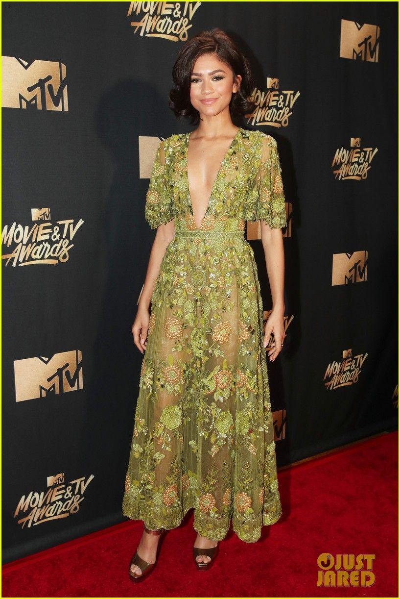 Zendaya mtv movie tv awards for the love of fashion pinterest