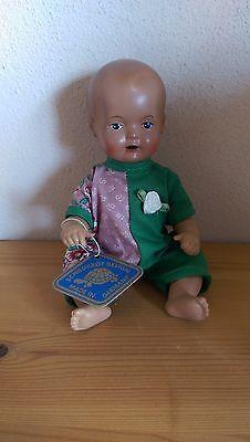 Schildkrötpuppe Baby mit Zertifikat
