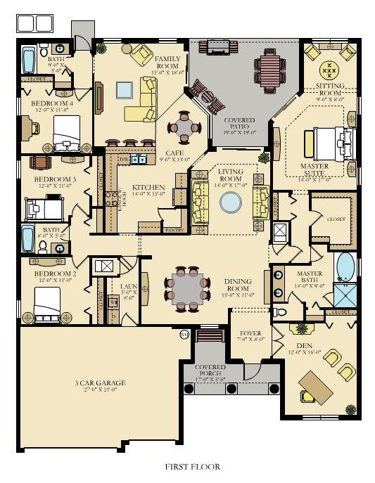 804a8ff22e1da022a9e933063e71eeec - Merrill Gardens Champions Gate Floor Plans