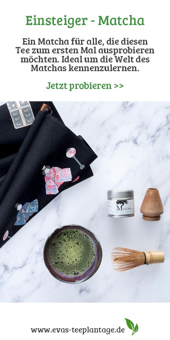 Grüner Tee Matcha Wirkung