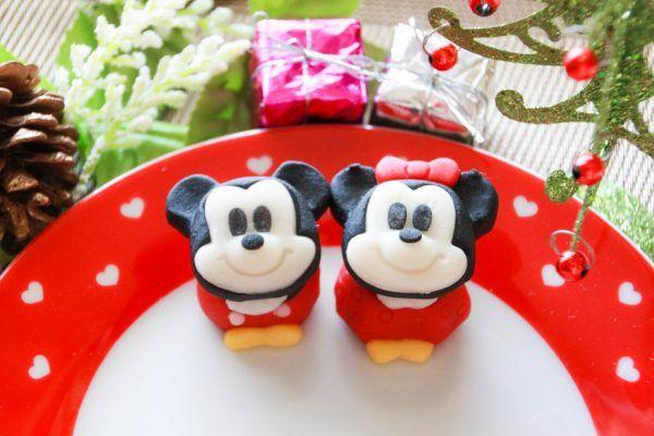 【発売前レビュー】3日間限定!食べマス「ミッキー&ミニー」の可愛さがハンパない!  全国のセブンイレブンで発売♪