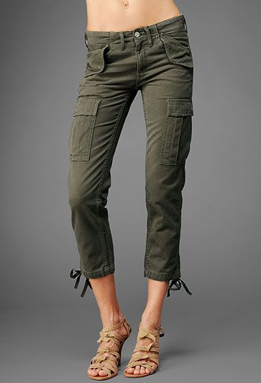 cargo capris - Google Search AGjeans | spring | Pinterest | Капри ...