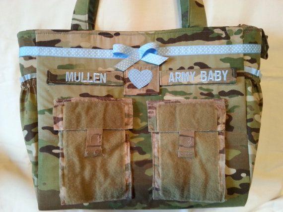 s embroideries  trims  You design the bag i make the bag makersgonnamake Unique Camo Army diaper bag handmade custom bag your choice color