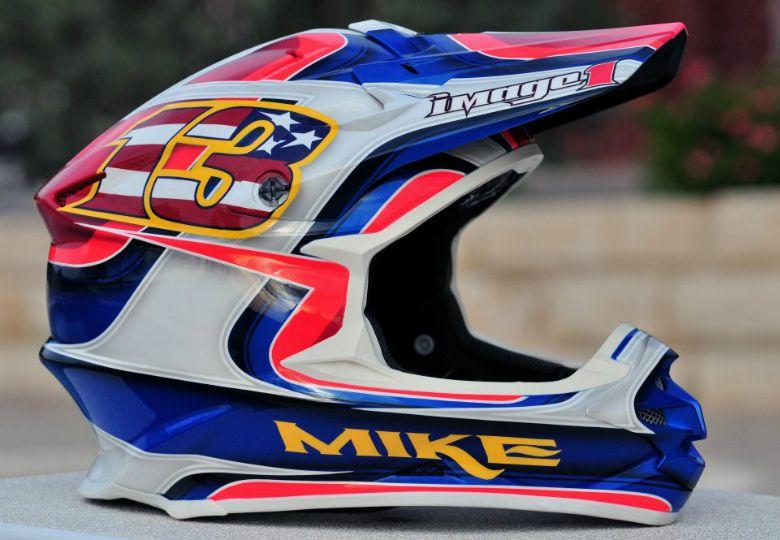 Motocross Helmet Stickers Szukaj W Google Helmets