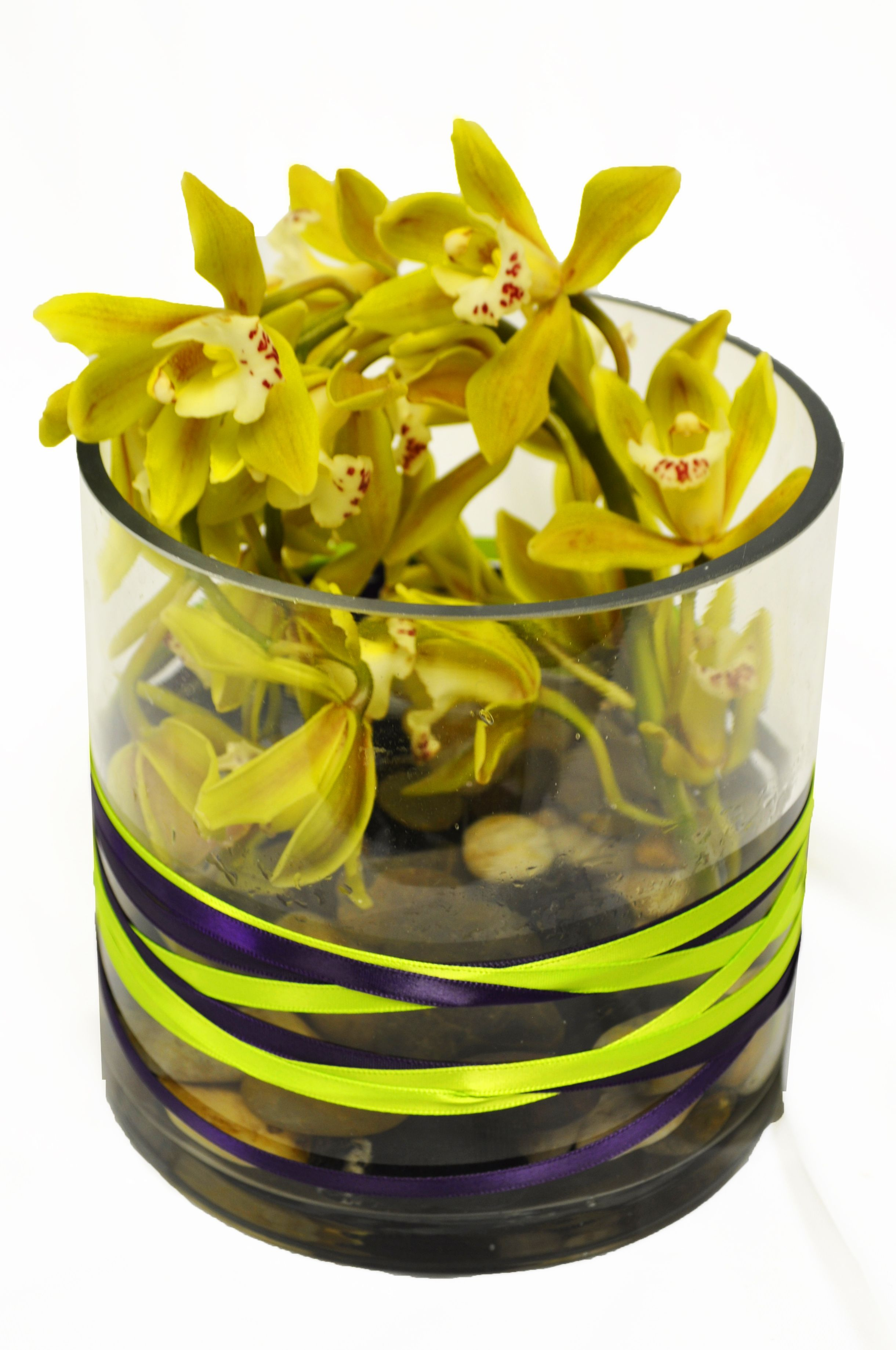 Lime Orchid Bowl (With images) Orchid bowl, Order
