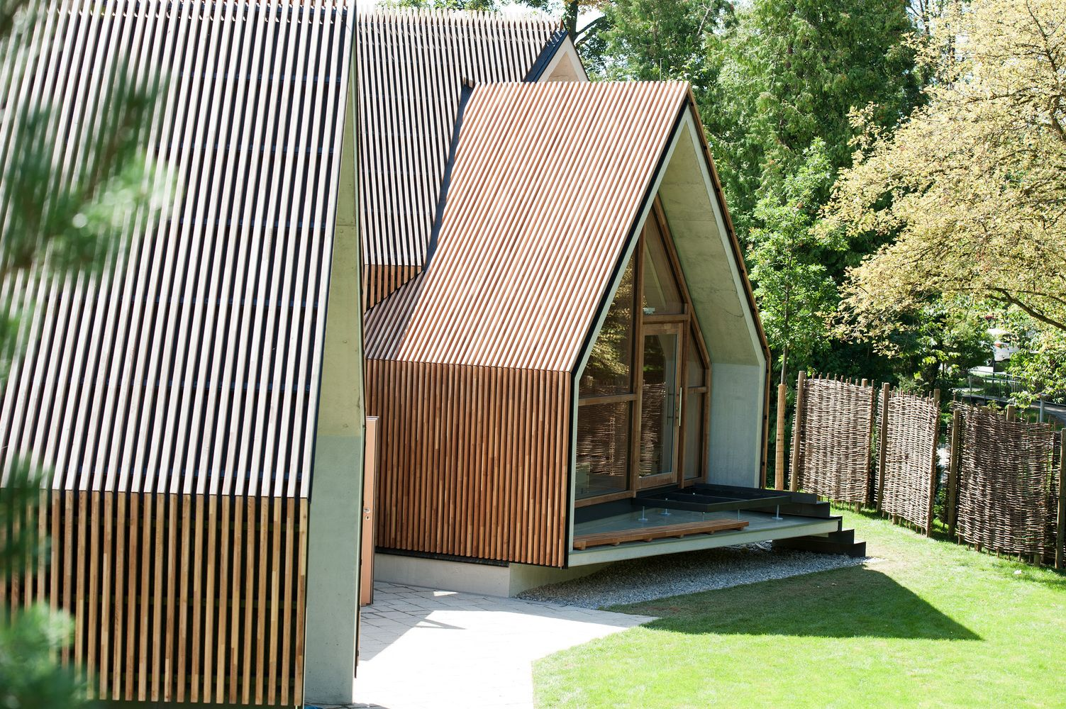 Galer a de sauna jordanbad jeschke architektur planung - Construccion de saunas ...
