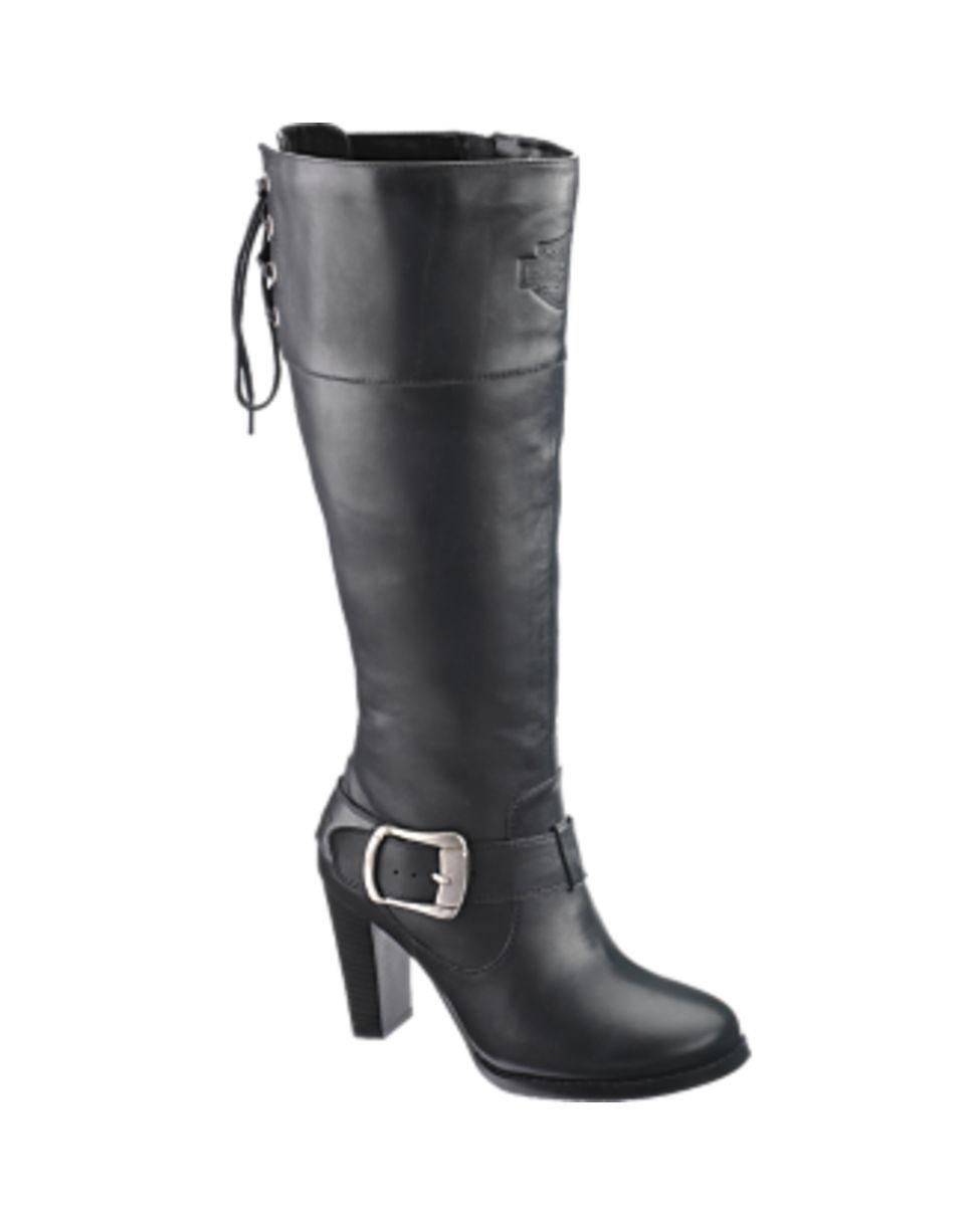Harley Davidson Women's Sami Boot | Boots, Motorcycle boots