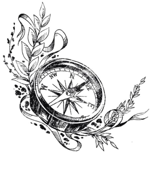 tattoo kompass tattoo pinterest