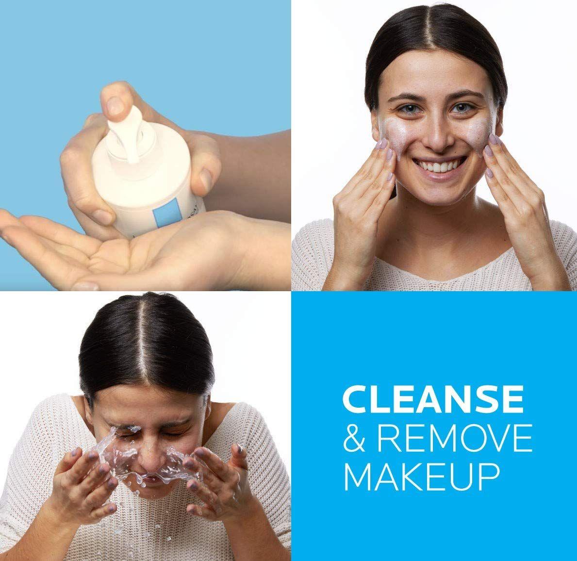 Toleriane Hydrating Gentle Cleanser for Sensitive Skin in
