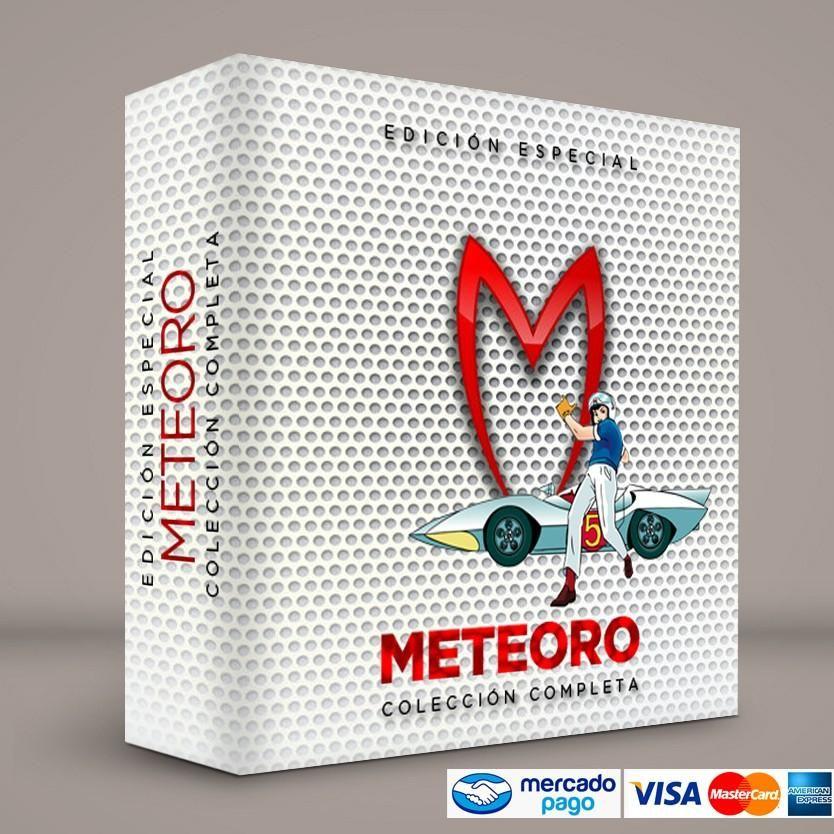 Velocidad Suspenso Peligro En Las Aventuras De Meteoro Coleccion Completa Visita Nuestra Retrotienda Peliculas Series Tazas Franelas Retr
