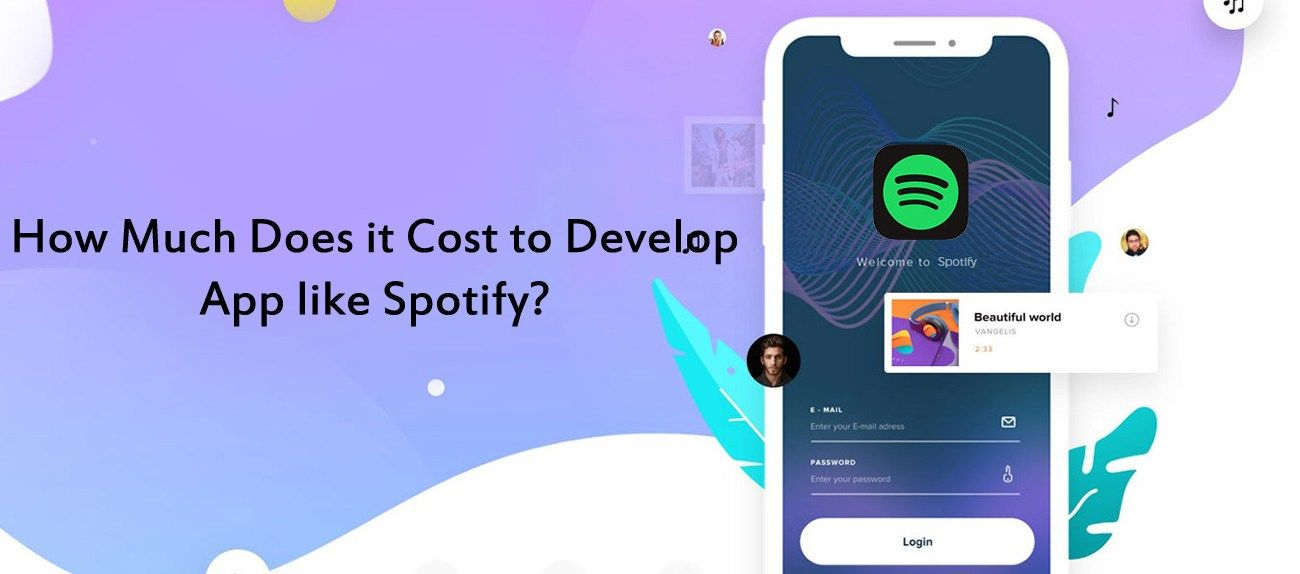 How Much Does it Cost to Develop a Music Streaming App