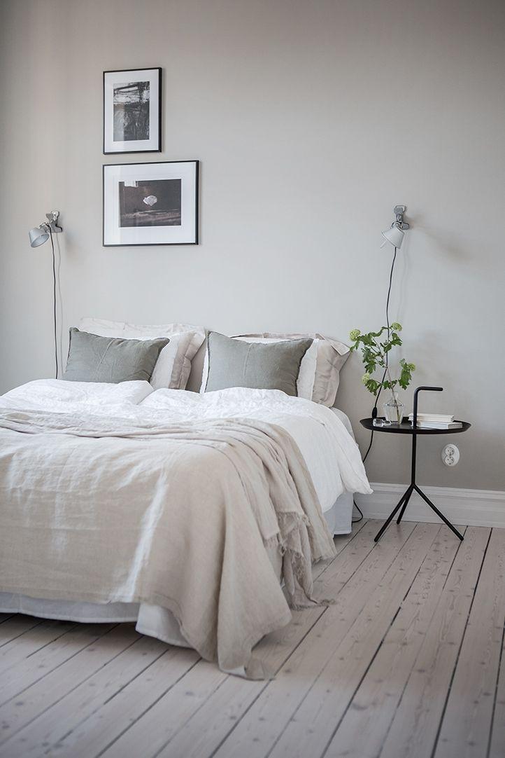 Fresh Grey Home   Via Cocolapinedesign.com · Soft Grey BedroomGrey ...