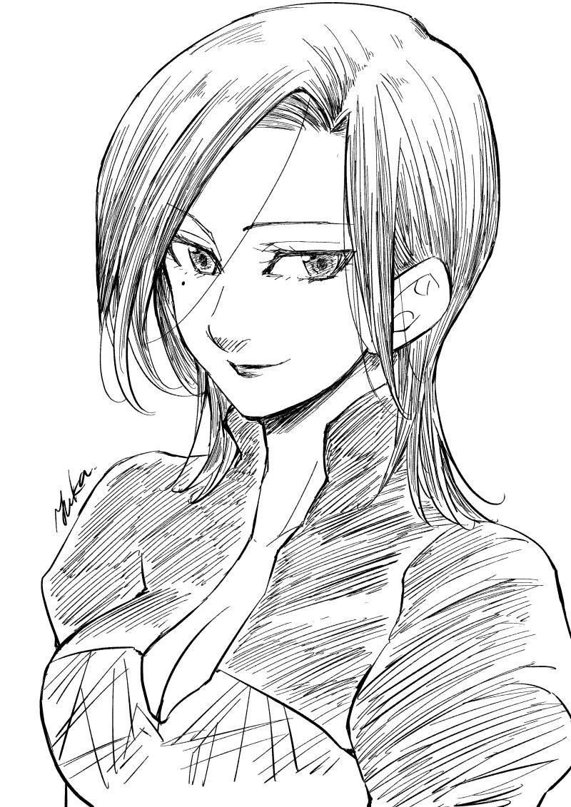 Yuka On Twitter Seven Deadly Sins Anime Sketches Anime Sketch