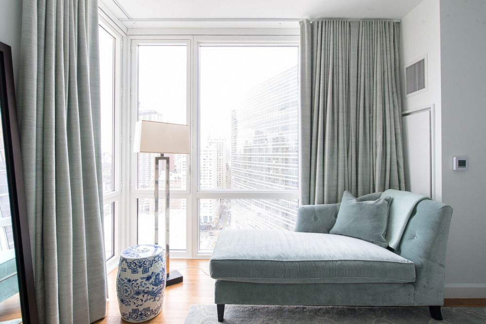Bedroom Drapes and Curtains Ideas | Bedroom drapes, Bedroom windows ...