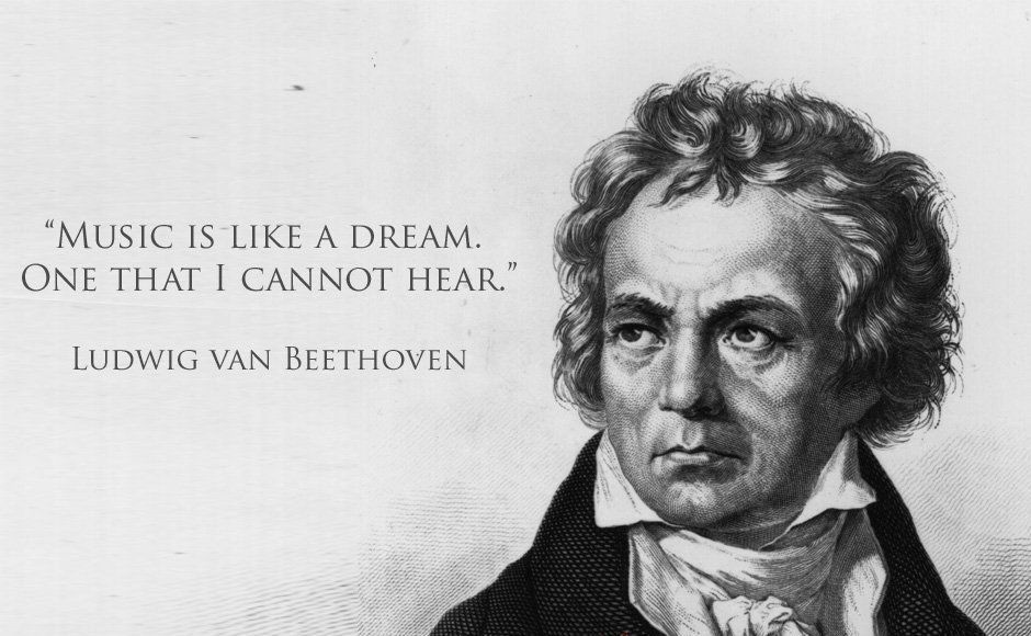 Beethoven quotes about music and other stories you should Know | Beethoven music, Classical music composers, Classical music quotes