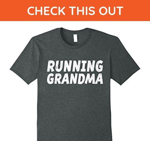 96d26fcd Mens Running Grandma T-Shirt Funny Runner Grandmother T-Shirt XL Dark  Heather - Relatives and family shirts (*Amazon Partner-Link)