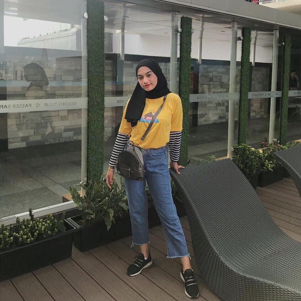 Style Hijab Wanita Bertubuh Pendek - Hijab Lifestyle