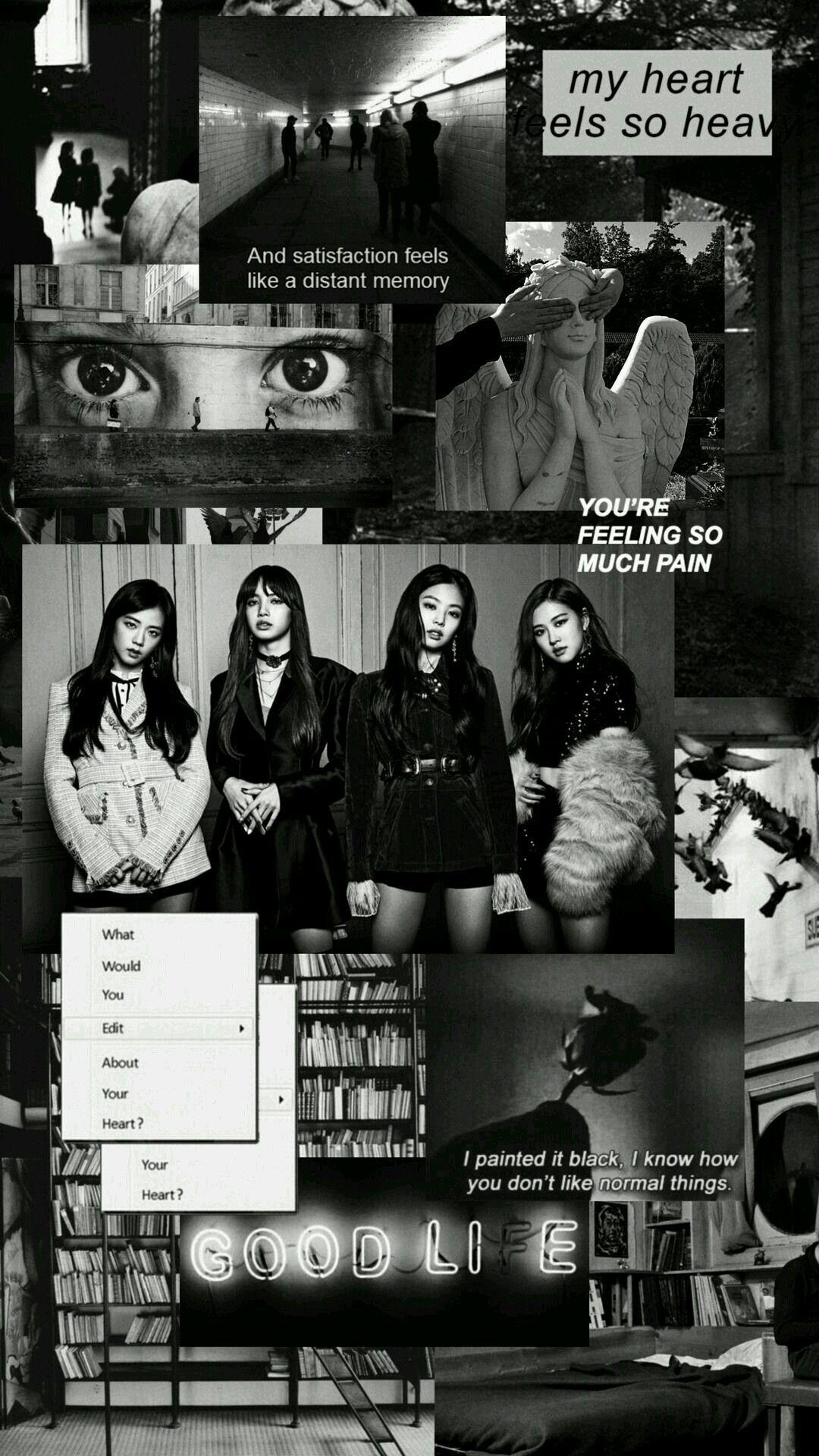 ARiRiyy ๑ Pinterest BLACKPİNK Blackpink wallpaper