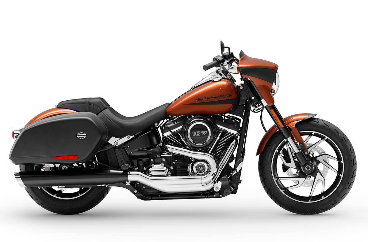 2019 HarleyDavidson® Sport Glide® TwoTone Custom