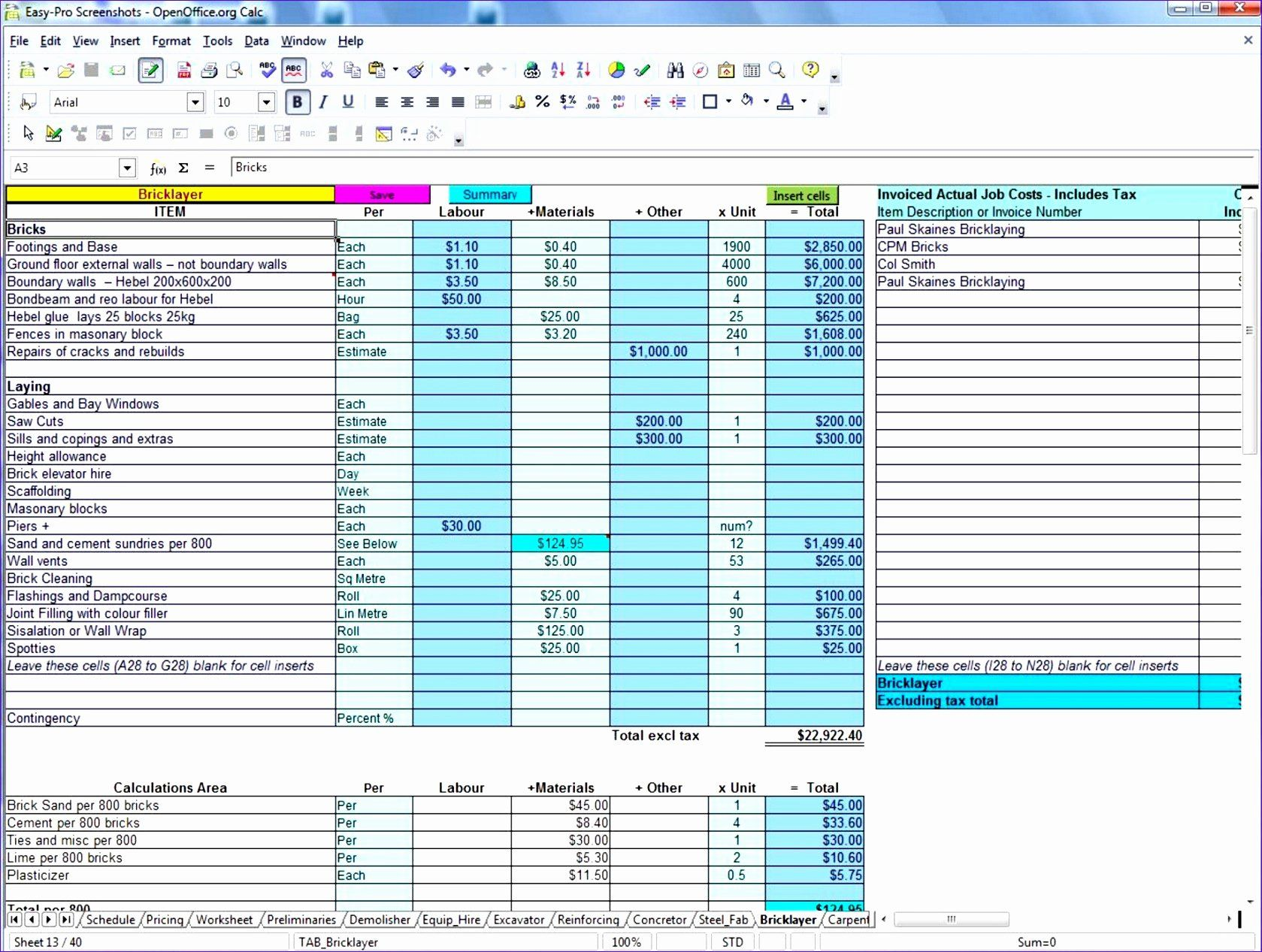 30 Construction Project Schedule Template Excel In