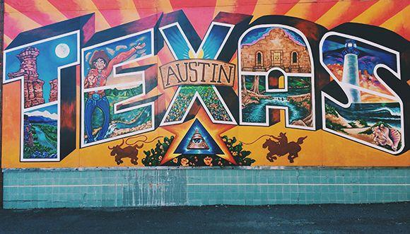 A Tour Of Austin Street Art Street Art Art Best Street Art