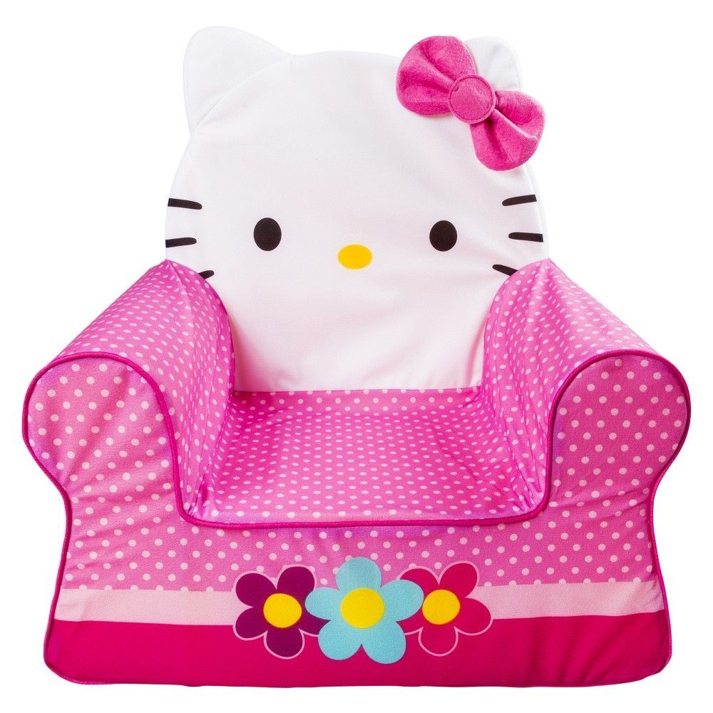 Marshmallow Furniture, Children's Upholstered Comfy Chair