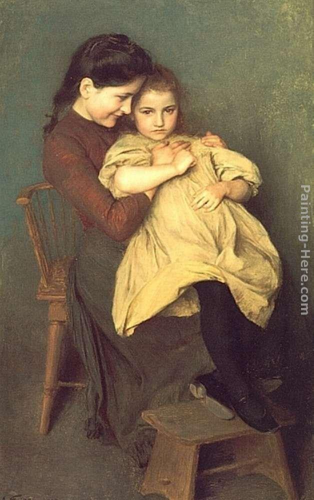Emile Friant, Chagrin d'Enfant