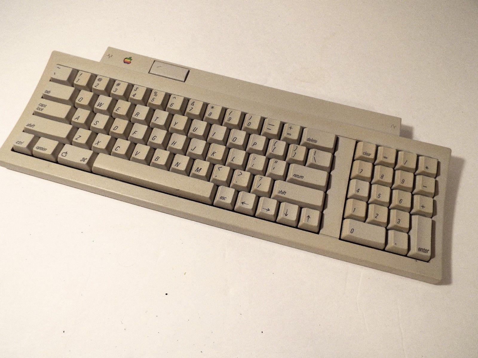 Apple Keyboard Ii Apple Keyboard Vintage Apple Apple