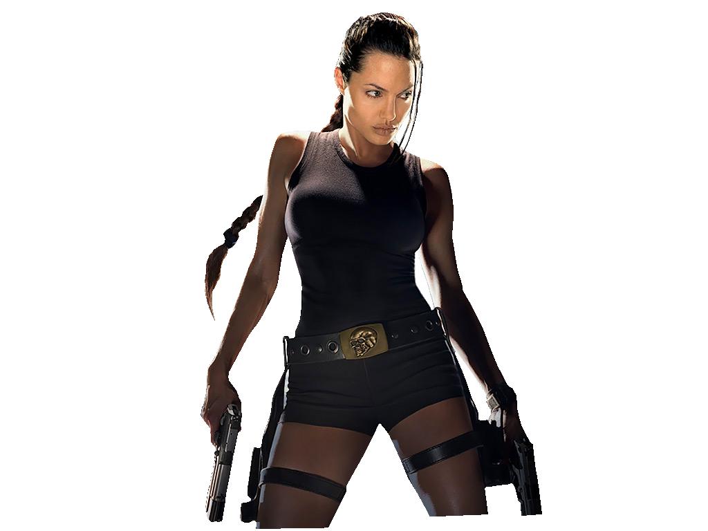 Lara Croft Tomb Raider Evolu Audrey Hepburn Charlize Theron