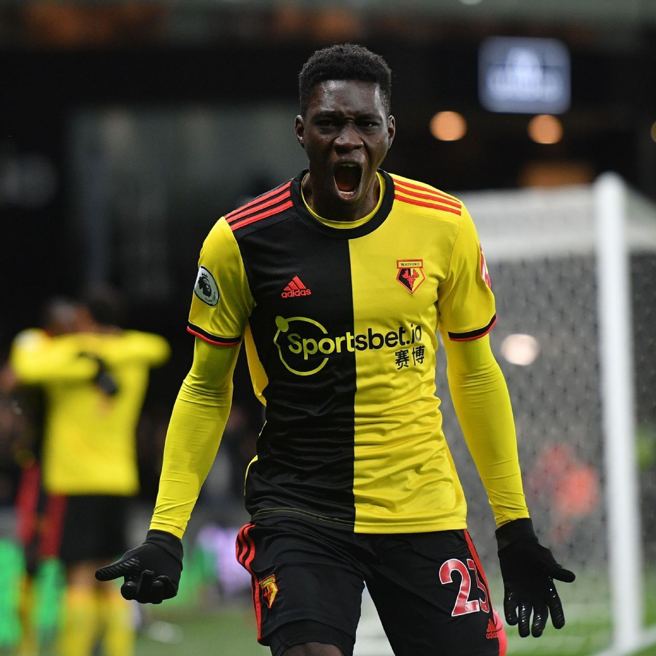 Watford vs. Liverpool Football Match Report February