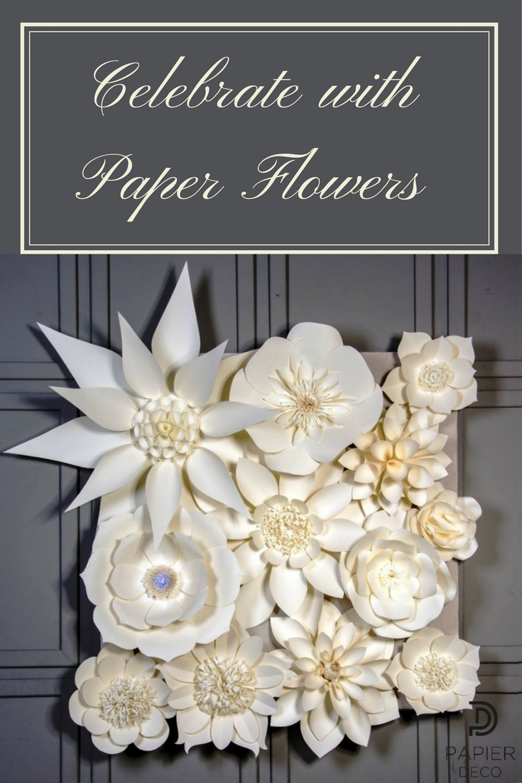 Giant paper flower backdrop large paper flowers wedding backdrop paper flowers have so many fun ways of use buy them for celebration and afterwards mightylinksfo