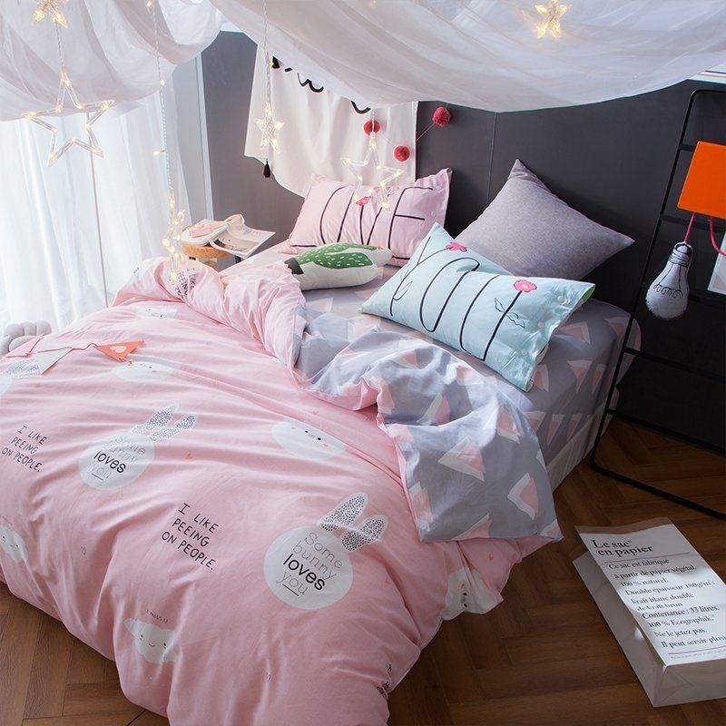 Queen Size Pastel Bedding Bedspread Bedroom Sets Bedding Sets