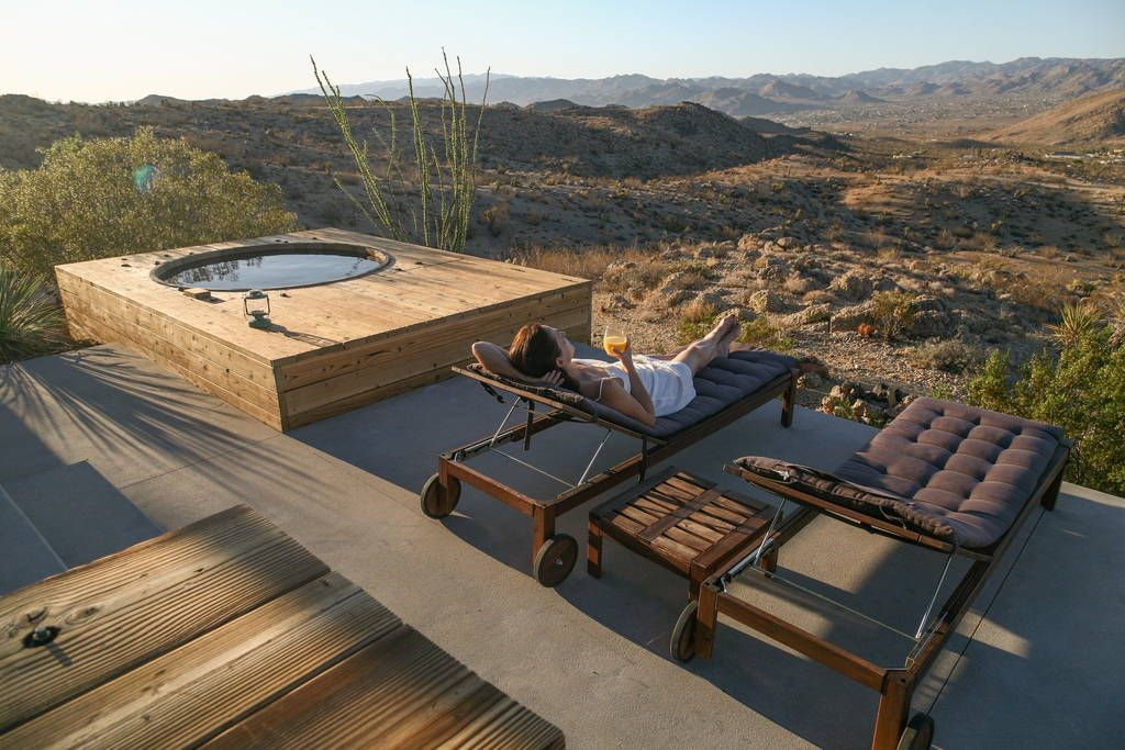 Check Out This Awesome Listing On Airbnb Joshua Tree Green Haus