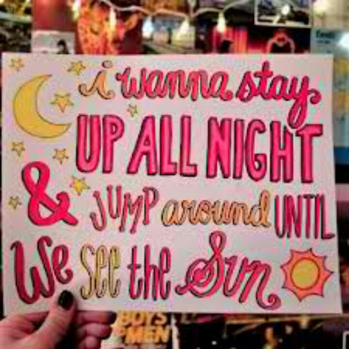 Up All Night-One Direction