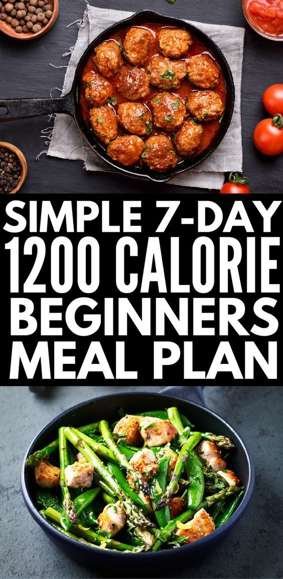 21 Day Fix Meal Plan 500 Calorie: Low Carb 1200 Calorie Diet Plan: 7-Day Meal Plan For