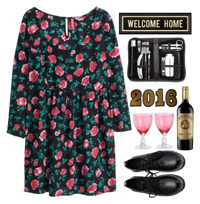 """""""#422"""" by j-payne ❤ liked on Polyvore featuring Nina Campbell, H&M, Spicher and Company, Royce Leather and Lucky Star"""