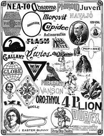 Vintage_logo_3 — Designspiration