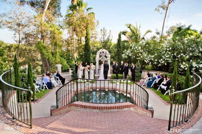 3d42ede292 Wishing Well at the Prado. Stunning Great Gatsby inspired wedding at the  Prado Balboa Park. Blush wedding vintage details.