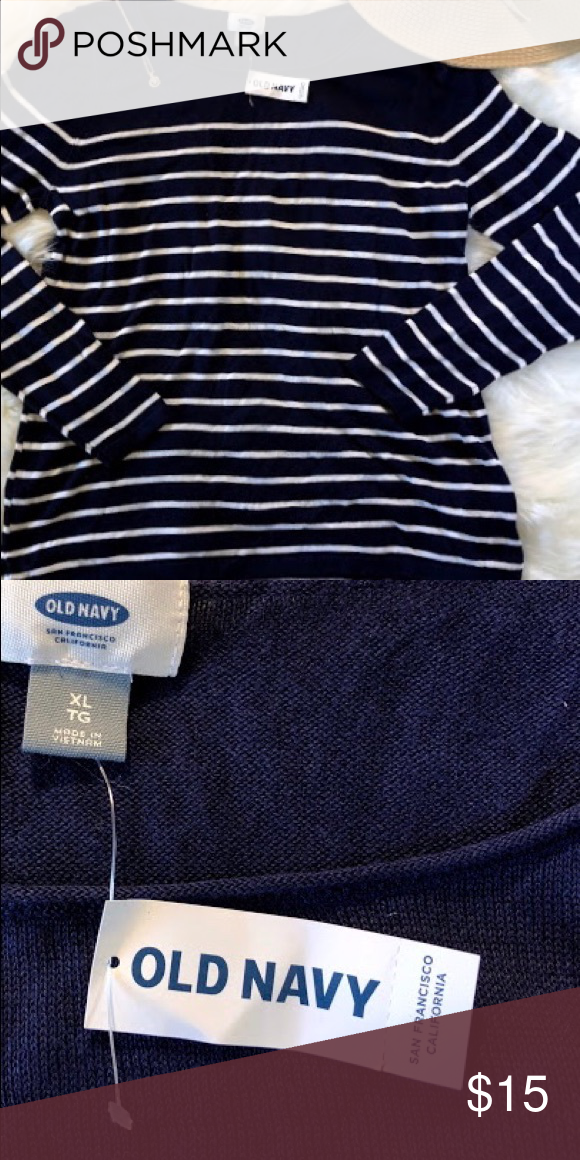 01bfd379d249 Old Navy Sweater NWT